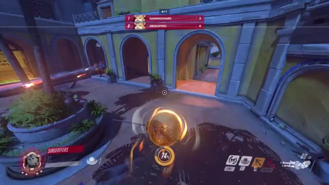 Watch Hammond GIF on Gfycat. Discover more highlight, overwatch GIFs on Gfycat