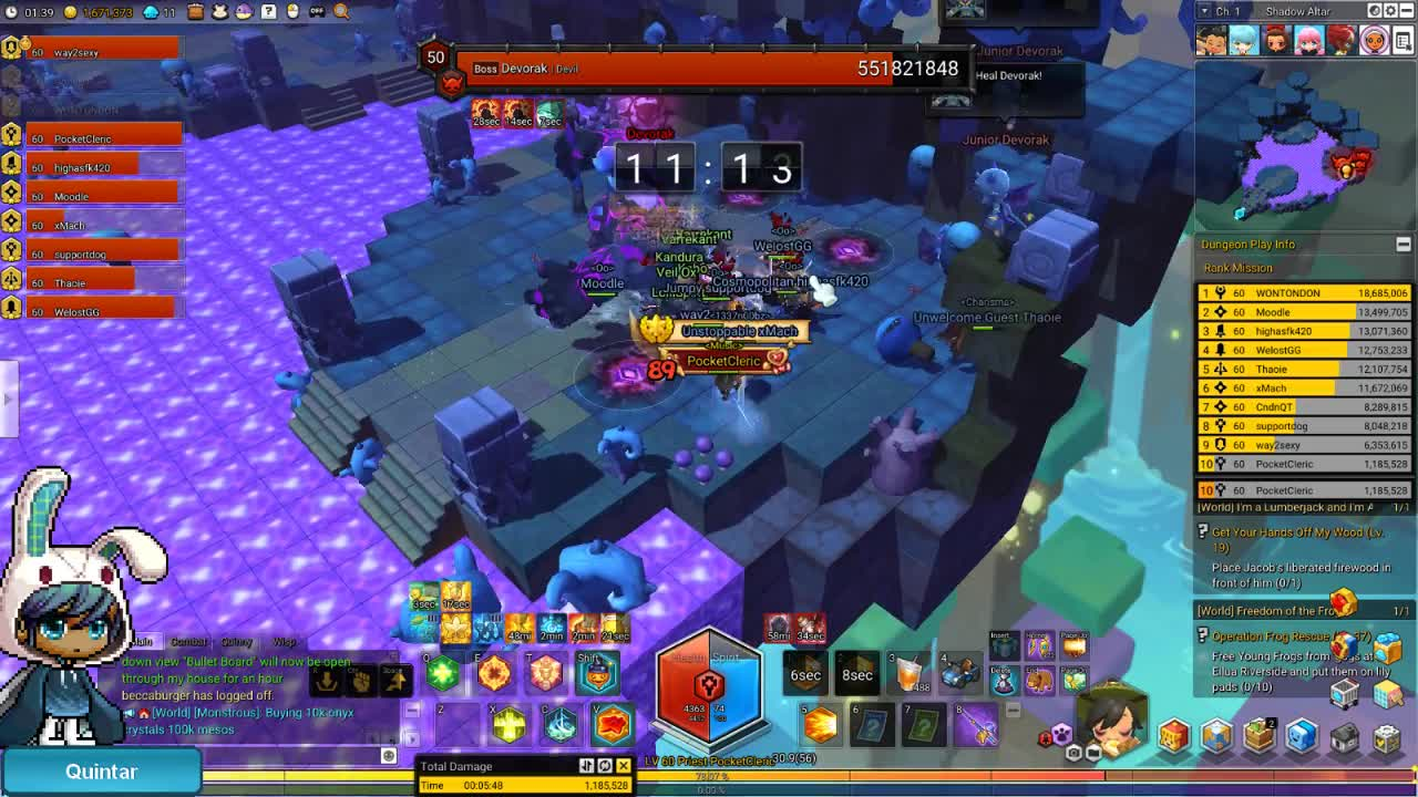 Maplestory, Maplestory2, Quintar, TeamWipe, Very Coordinated! GIFs