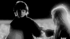 *, Fringe, Olivia Dunham, Peter Bishop, Polivia, gtkm, sorry but not sorry for the quote, sorry for the bad quality omg, these two ruined me man, stargate barbie GIFs
