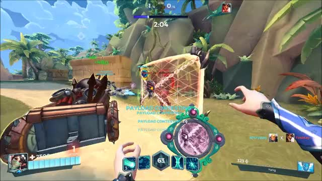 Watch Thanks BK! GIF on Gfycat. Discover more getpaladunk'd, paladins GIFs on Gfycat
