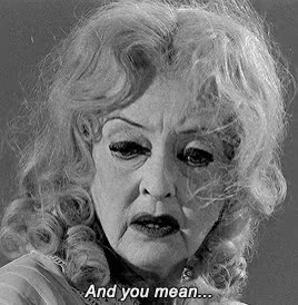 Watch 2What Ever Happened to Baby Jane? (1962) GIF on Gfycat. Discover more bette davis GIFs on Gfycat