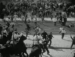 Watch FilmDoo - Film Discovery GIF on Gfycat. Discover more 20s, aleksandr antonov, bathtub, battleship potemkin, black and white, bronenosets potemkin, propaganda film, sergei eisenstein, silent film, soviet union, soviet union cinema, vintage, vintage cinema, war, war film GIFs on Gfycat