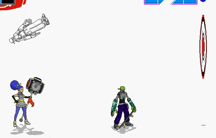 LethalLeague, lethalleague, It seems like Lethal League updated... and Sonata's downsmash is broken??? (reddit) GIFs