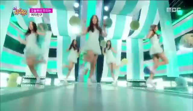 dance, gfriend, great, kpop, gfriend GIFs