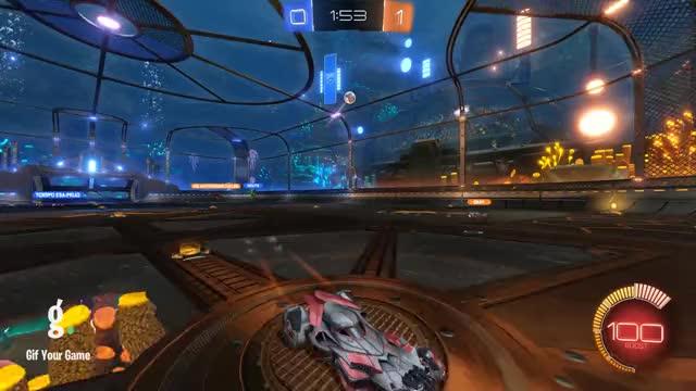 Goal 2: ›Gosu‹ Bl4ckGhost