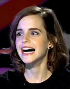 awkward, celebs, emma watson, funny, omg, Emma Watson GIFs