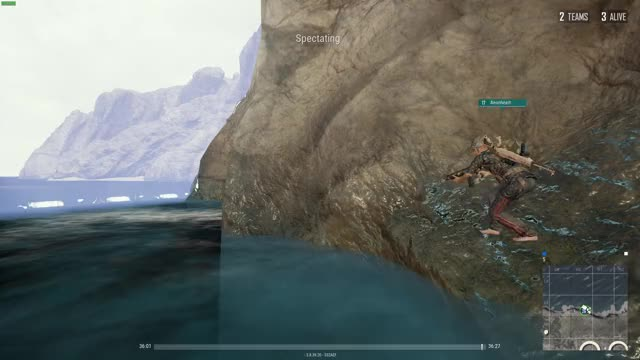 Watch and share Vlc-record-2018-06-17-22h58m11s-PLAYERUNKNOWN GIFs on Gfycat
