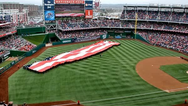 Nationals Opening Day GIFs