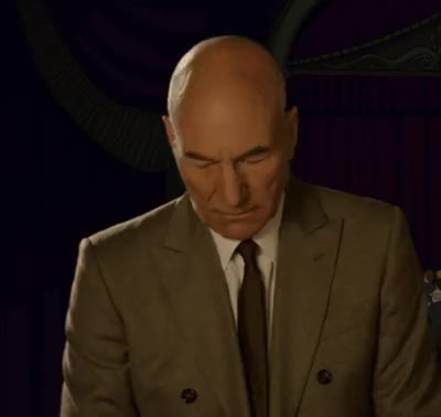 Watch and share Patrick Stewart GIFs by boh on Gfycat