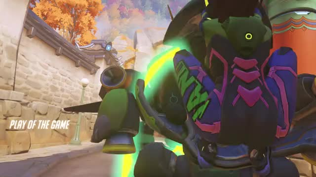 Watch and share Overwatch GIFs and Potg GIFs by Pazzy on Gfycat