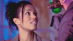 Watch fantastic GIF on Gfycat. Discover more ARE THEY NOT THE CUTEST DUO, SERIOUSLY THOUGH, also i managed to make more than one gif at a time, doctor who, dwedit, martha jones, mine, stamina yo, the doctor's daughter, the hath GIFs on Gfycat