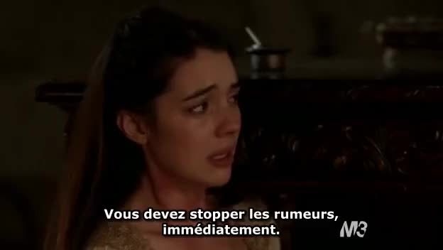 Watch Reign 2x09 | Catherine comfort Marie GIF on Gfycat. Discover more related GIFs on Gfycat