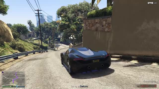 Watch Grand Theft Auto V 01.18.2018 - 13.23.12.08.DVR GIF on Gfycat. Discover more grandtheftautov GIFs on Gfycat