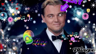 Watch The gatsby Cheers GIF on Gfycat. Discover more leonardo dicaprio GIFs on Gfycat
