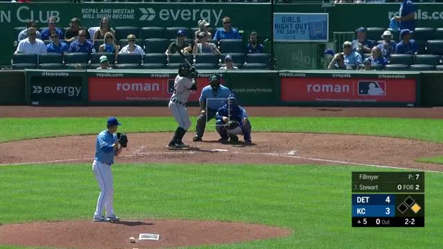 Watch and share Kansas City Royals GIFs and Detroit Tigers GIFs on Gfycat