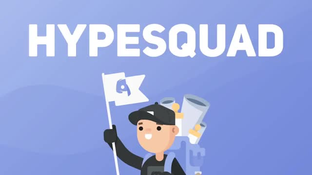 Watch and share Excited About Discord? Join The HypeSquad! GIFs on Gfycat