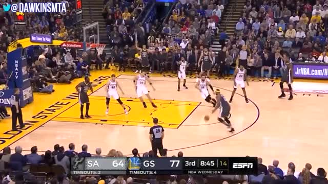 Watch Curry & Thompson GIF on Gfycat. Discover more Dawkins, Highlights, Ins, VIDEOS, basketball, dawk, dawkinsmta, freeddawkins, nba GIFs on Gfycat