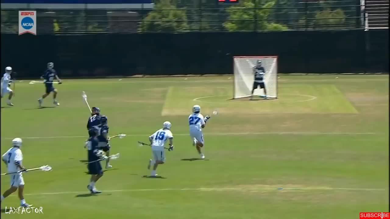 lacrosse, Villanova vs. Duke Lacrosse Highlights 2018, NCAA Lacrosse Tournament First Round GIFs