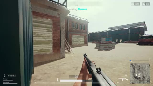 Watch highlights GIF by bongripper69 (@rhoanan) on Gfycat. Discover more PLAYERUNKNOWN'S BATTLEGROUNDS, hit a shot jesus fuck, l8r, pubg, skill GIFs on Gfycat