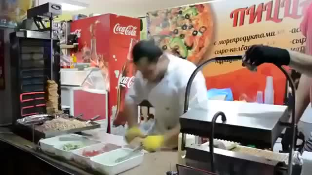 Watch Just making my doner kebab (reddit) GIF on Gfycat. Discover more ANormalDayInRussia, anormaldayinrussia GIFs on Gfycat