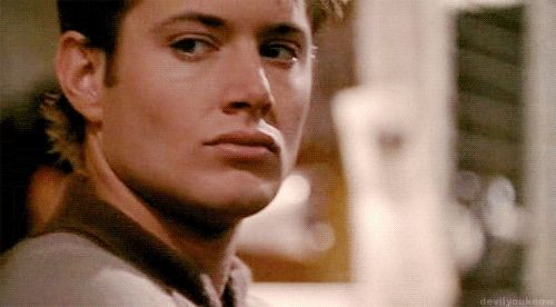 The Many Pouts Of Jensen Ackles GIFs