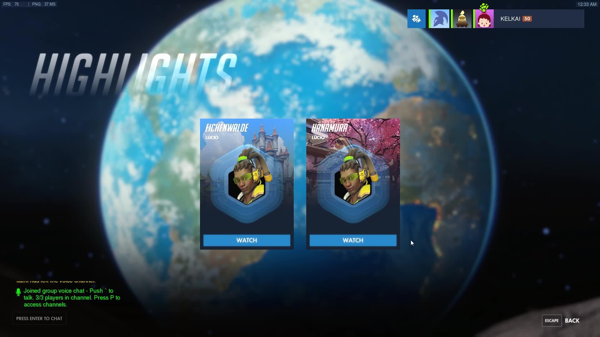 gaming_gifs, overwatch, topofreddit, Boop-oh Lucio-o GIFs