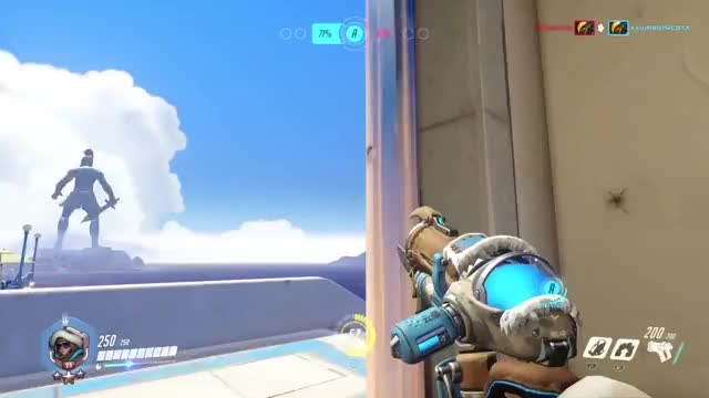 Watch Overwatch: Origins Edition_20170205192228 GIF by @omghi2u on Gfycat. Discover more GamersBeingBros, ps4share, sony interactive entertainment GIFs on Gfycat