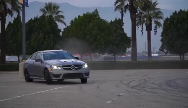 Watch and share Mercedes Drift GIFs on Gfycat