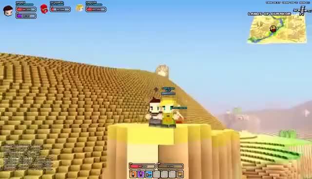 Gronkh Cubeworld2
