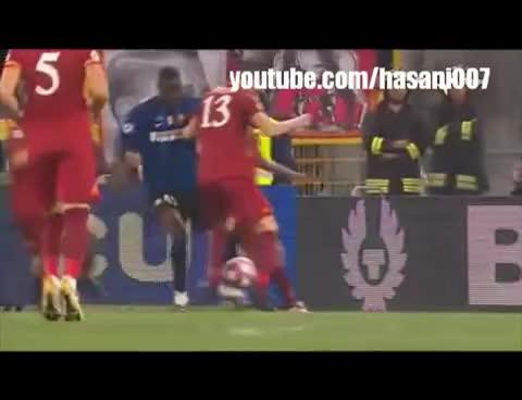 Totti and Balotelli GIFs