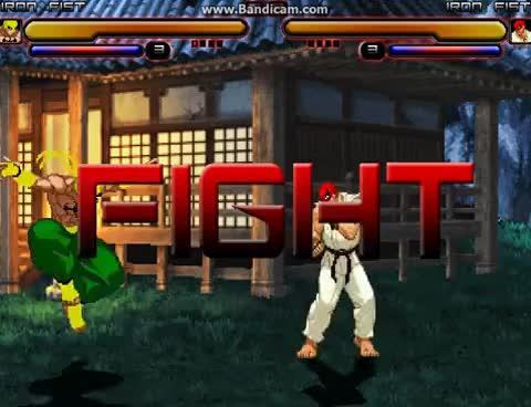 Watch M.U.G.E.N Ironfist vs Ironfist Ryu GIF on Gfycat. Discover more Ironfist, MUGEN, Marvel, VS, ryu GIFs on Gfycat