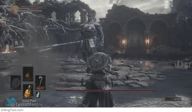 Watch and share Jundex Gundyr 270 Tracking GIFs by greatemperorsteve on Gfycat