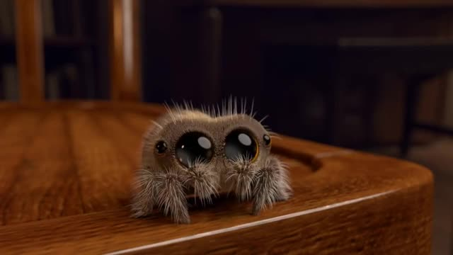 Watch this spider GIF on Gfycat. Discover more 3D, 3d, Spider, VFX, animation, spider, vfx GIFs on Gfycat