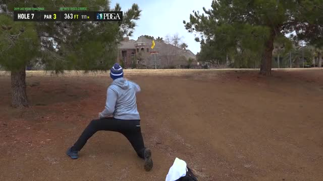 Watch 2019 LVC - Round 1 Simon Lizotte hole 7 knee putt GIF by Benn Wineka UWDG (@bennwineka) on Gfycat. Discover more dgpt, dgwt, disc, disc golf, mcbeast, nate sexton, paul mcbeth, pdga, simon lizotte, tournament GIFs on Gfycat