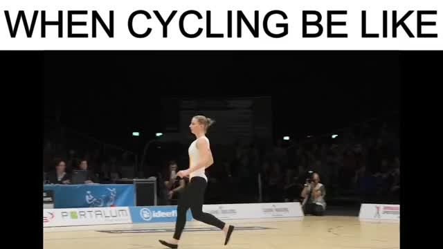 Watch and share Artistic Cycling GIFs and Gymnastics GIFs by mawillcockson on Gfycat