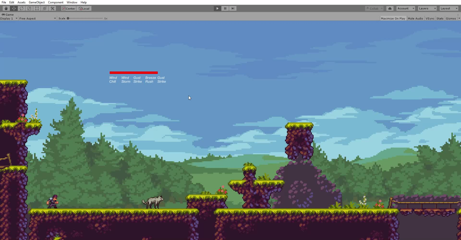 rivalsofaether, TestProject - Development Scene - PC, Mac & Linux Standalone - Unity 2019.3.0a3 Personal DX11  2019-07-13 14-53-15 GIFs