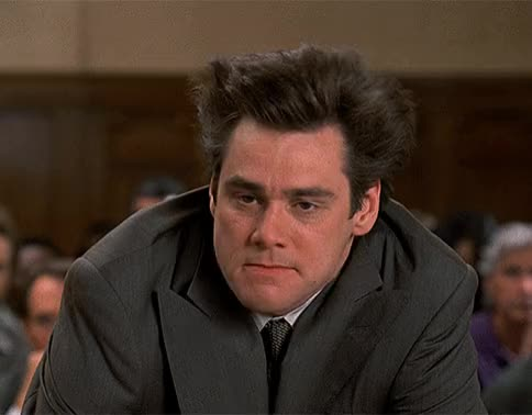 Watch and share Jim Carrey GIFs and Liar GIFs on Gfycat