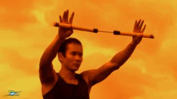50 Nunchucks en mode Bruce Lee -  TonyNguyenSF GIFs