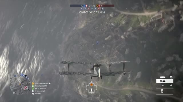 Watch and share Battlefield 1 Quintuple Kill GIFs by goodhelvetica on Gfycat