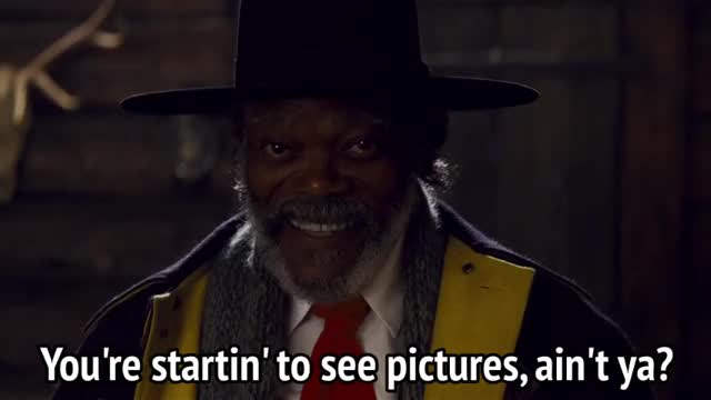 Watch this hateful eight GIF by MikeyMo (@mikeymo) on Gfycat. Discover more hateful eight, samuel l. jackson, the hateful eight GIFs on Gfycat