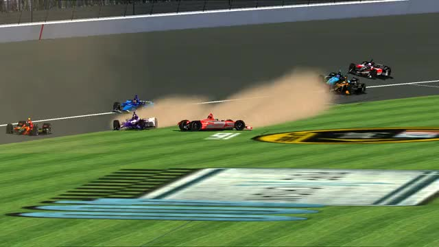 Watch and share NASCAR Racing 2003 Season 2019.11.02 - 18.18.34.02 GIFs by Jack on Gfycat
