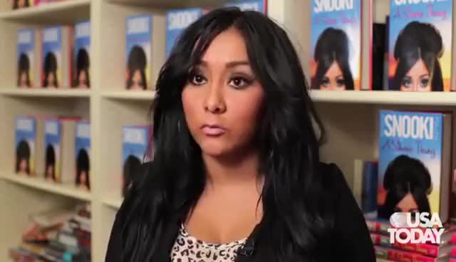 Watch Snooki GIF on Gfycat. Discover more lol, reality, snooki GIFs on Gfycat