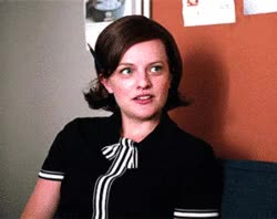 Watch this GIF on Gfycat. Discover more elisabeth moss GIFs on Gfycat