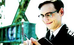 Watch and share Edward Nygma GIFs and The Riddler GIFs on Gfycat
