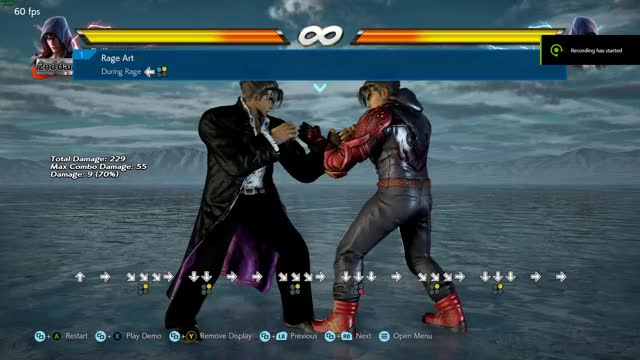 Watch Tekken 7 2018.04.17 - 20.06.07.87 GIF on Gfycat. Discover more related GIFs on Gfycat