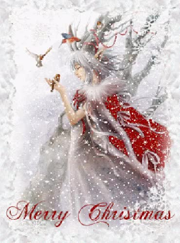 """""""Imagenes de navidad con movimiento y nieve"""""""