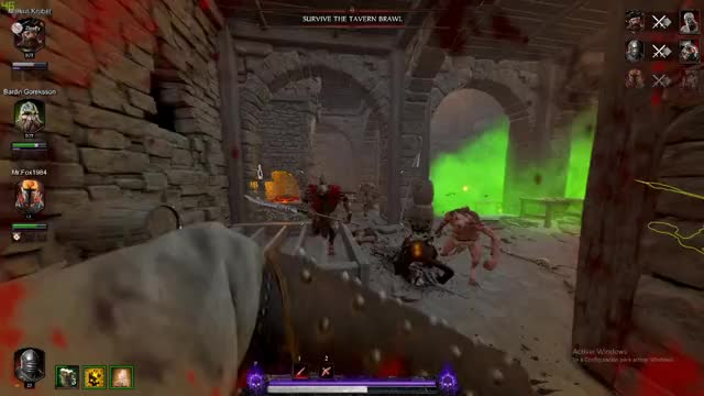 Watch and share Vermintide 2 Is The Best GIFs by ZleePy on Gfycat