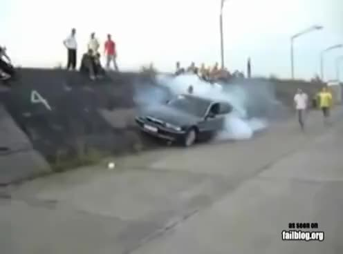 Watch and share Fail GIFs and Bmw GIFs on Gfycat