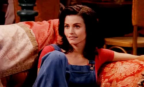 Watch this courteney cox GIF on Gfycat. Discover more courteney cox, courtney cox, friends, monica geller, monica geller-bing GIFs on Gfycat