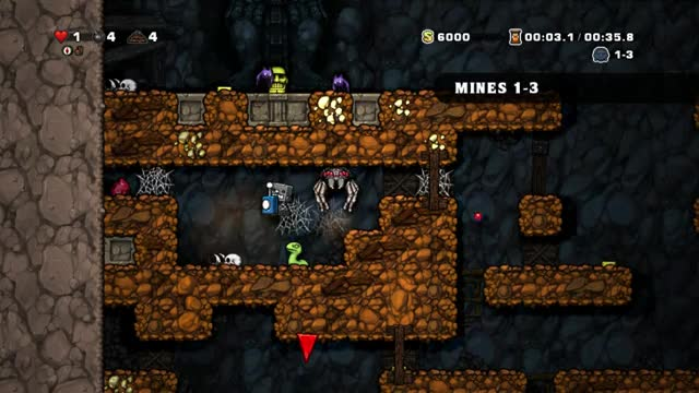 Watch and share Shopkeepers Have The Same Movement Rules As The Spelunker GIFs by khold00 on Gfycat